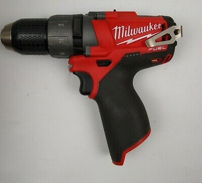 """Milwaukee M12 Fuel 2403-20 1/2"""" Drill / Driver   GREAT CONDITION  • 57.21£"""