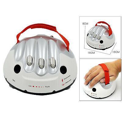 £13.01 • Buy Micro Electric Lie Detector Test Truth Dare Game Liar Tester Machine For Party