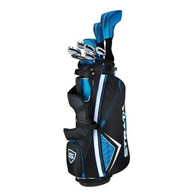 AU383.94 • Buy Callaway Strata 12 Piece Complete Golf Set W/ Bag Mens Right Hand - New 2021