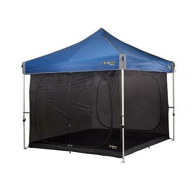 AU169.95 • Buy OZtrail Gazebo Screen House Inner Kit 3.0 MPGO-SIK30-D