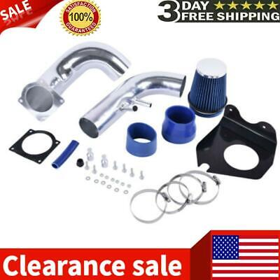 $53.99 • Buy 3.0  Cold Air Intake Kit W/Blue Filter For 96-04 Ford Mustang GT 4.6L V8 Coupe