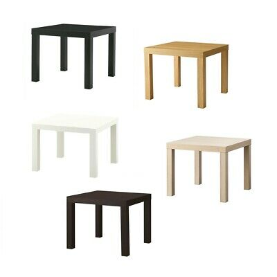 IKEA LACK Side Table End Display 55cm Square Small Coffee Table Office Bedroom  • 17.89£