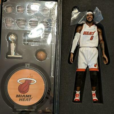 $1815 • Buy Enterbay Heat 6 Lebron James Super Rare Figure Shipped From Japan