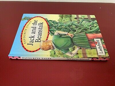 Favourite Tales Ladybird Book Jack And The Beanstalk • 5.99£
