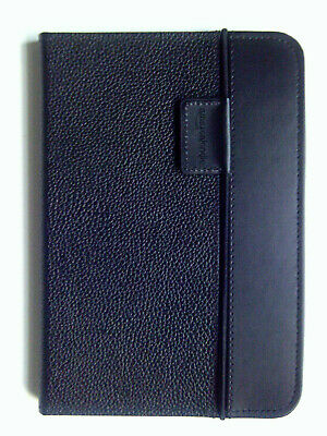 New Amazon Black Leather Lighted Cover Case For Kindle Keyboard D00901 3rd Gen. • 39.99£