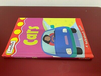 Cars A Talkabout Book Ladybird Book • 5.99£