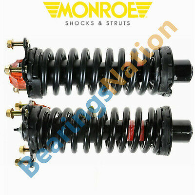 $246.88 • Buy Monroe Quick Struts Front Complete Pair For 2002 - 2010 2011 2012 Jeep Liberty