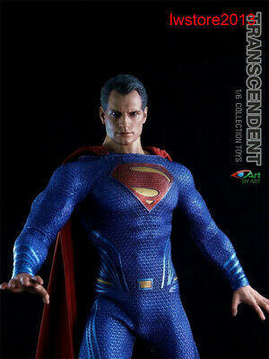 £174.89 • Buy BY-ART 1:6th BY-013 Superman Clark Kent Kal-El Male Action Figure Soldier Toys