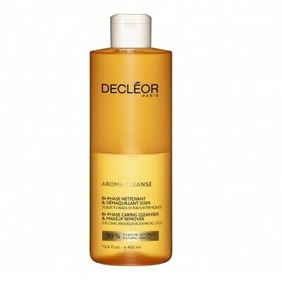 Decleor Aroma Cleanse Bi-phase Cleanser & Make Up Remover 400 Ml • 18.91£