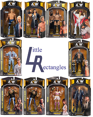 £22.95 • Buy AEW Unrivaled Figures - Jazwares - Brand New - Sealed - SHIPPING COMBINES