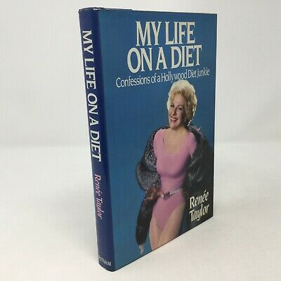 $ CDN60.46 • Buy My Life On A Diet By Renee Taylor (Signed) HC First 1st Like New 1986