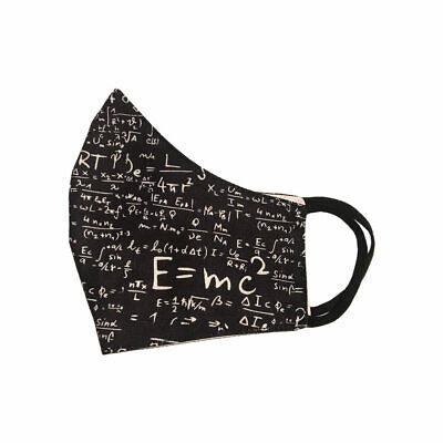 $ CDN9.83 • Buy Einstein EMC2 Equation Protective Covering Reusable Breathable Maths Blackboard