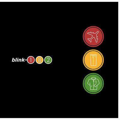 Blink-182 - Take Off Your Pants And Jacket - 2016 2LP Red Vinyl - Limited/Rare • 126.63£