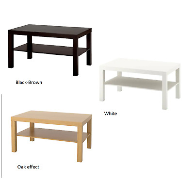 IKEA LACK Coffee Side Table Home Office/Living Room Various Colours  90x55 • 29.49£