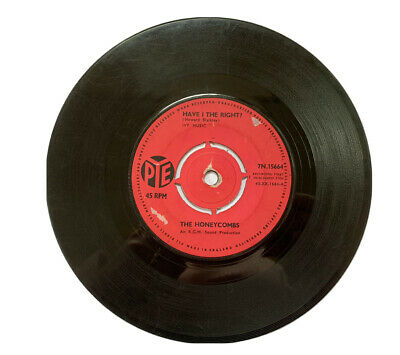 £2 • Buy Honeycombs - Have I The Right / Please Don't Pretend Again 7N.15664