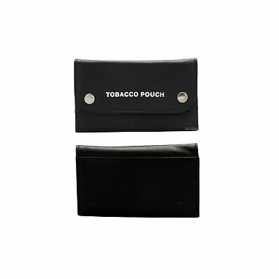 Genuine Real Leather Tobacco Pouch Tabacco Pocket Pouch/ Rizla, Bag,Holder  Case • 3.49£