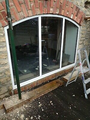 £260 • Buy Arched UPVC Window 2430 Wide  X1690 High 2 Years Old.