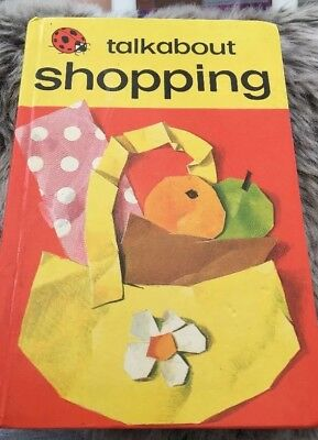 Ladybird Book,talkabout Shopping • 2.35£