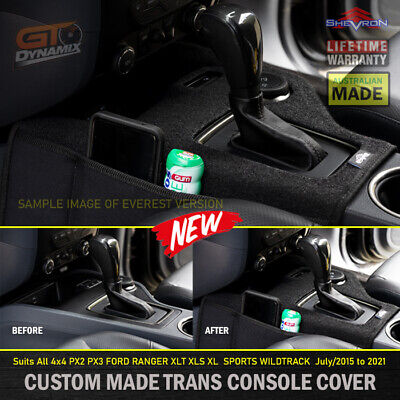 AU87.95 • Buy Shevron Transmission Console Cover For Ford RANGER 4x4 AUTO PX2 PX3 XLT 2015-21