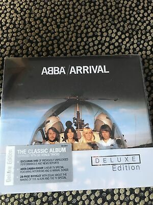 £29.99 • Buy ABBA - ARRIVAL CD /  DVD - DELUXE EDITION -  The Classic Album - Digipack