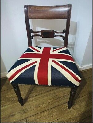 £75 • Buy Union Jack Feature Chair