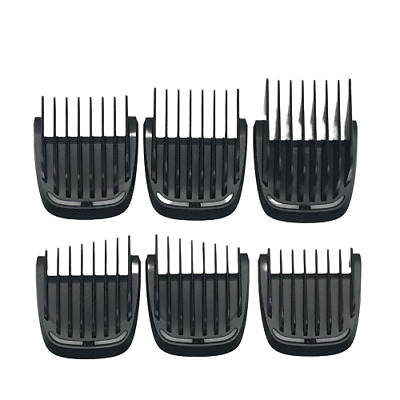 AU16.74 • Buy Philips Norelco Multigroom Trimmer Replacement T Blade Hair Guide Comb Guard Set
