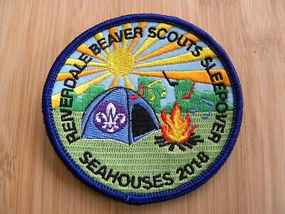 £1.25 • Buy UK Scouting Reiverdale Beaver Scouts Sleepover Seahouses 2018
