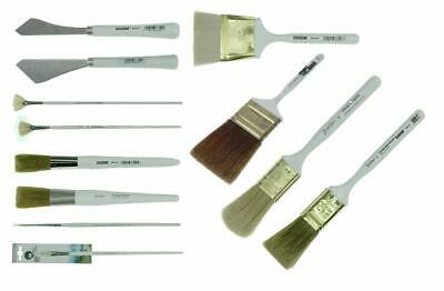 Bob Ross - Landscape Brush Set, Oil Based Painting Tools, 12 Pieces • 85.82£
