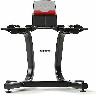 $ CDN451.14 • Buy Bowflex SelectTech Dumbbell Stand W/Media Rack For SelectTech 552 & 1090