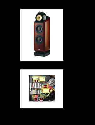 $ CDN552.88 • Buy B&W 802N Nautilus Speakers - Crossover Upgrade Service (EACH)