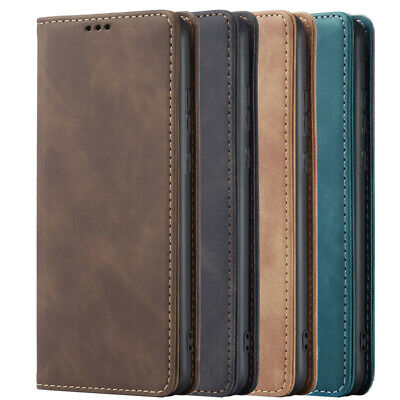 AU9.97 • Buy Case For Sony Xperia 5 II 1 10 II L4 XZ3 XZ2 Flip Wallet Magnetic Leather Cover
