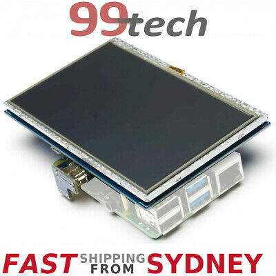 AU49.90 • Buy 5  Inch LCD Touch Screen HDMI Display 800*480 Raspberry Pi 4B, From Sydney