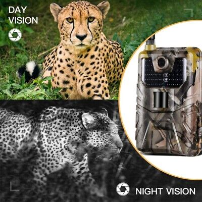 £46.83 • Buy 20MP 4G Infrared Trail Camera Photo Trap HC900A 44 IR LEDs IP65 Track Cams