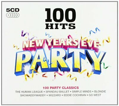 £7 • Buy 100 Hits New Years Eve Party - Various Artists CD NEW