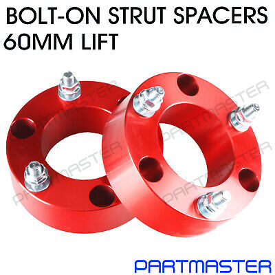 AU120 • Buy For Toyota Hilux KUN26 N70 4WD Front Coil Spacers Strut 2  60mm Lift Kit Pair