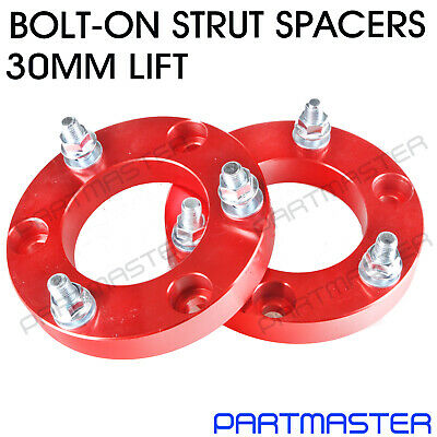 AU100 • Buy For Toyota Hilux KUN26 N70 4WD Front Coil Spacers Strut 1.5  30mm Lift Kit Pair