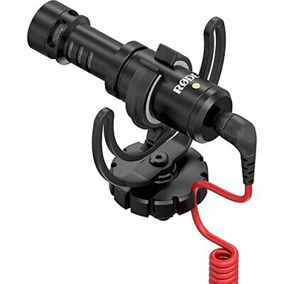 Rode VideoMicro Compact On Camera Microphone • 57.94£