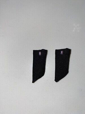 $11 • Buy NBA Kobe, Jordan, Lebron James 1/6 BLACK Socks For ENTERBAY