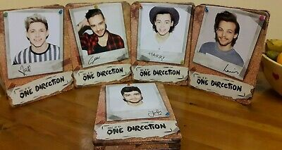 £14.99 • Buy Brand New MAKE UP BY ONE DIRECTION ALL 5 SET OF ALL 5 BAND MEMBERS
