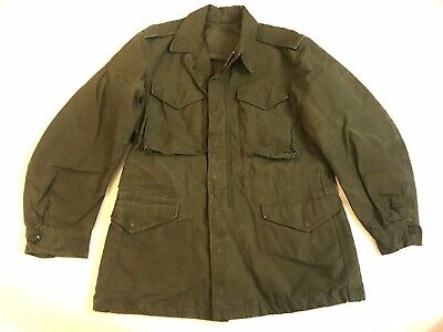 $175 • Buy Vintage 1950s US Army  M-1951 M-51 Field Jacket Small Long