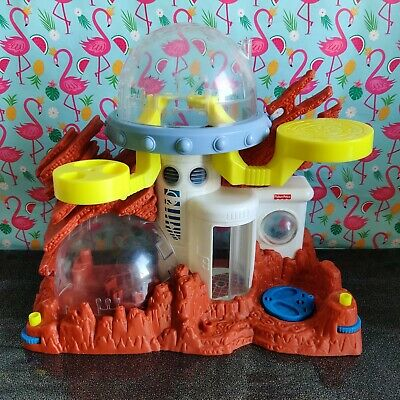 Imaginext Space Station Playset • 19.95£