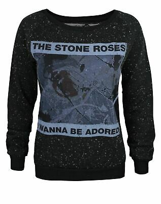 Amplified Stone Roses I Wanna Be Adored Women's Sweater • 34.99£