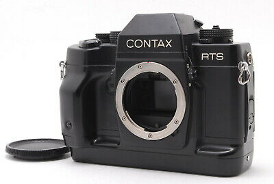 $ CDN400.90 • Buy 【NEAR MINT】 Contax RTS III 35mm Black SLR Film Camera Body From Japan #243
