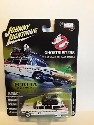 1/64 Ghostbusters Ecto 1a 1959 Cadillac, Johnny Lightning  • 14.99£