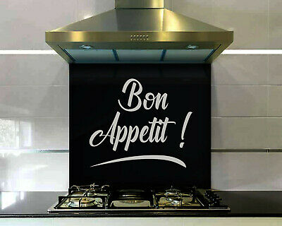 £5.99 • Buy Bon Appetit Kitchen Wall Decals Quote Words Sticker Vinyl Mural Home Decor Cook