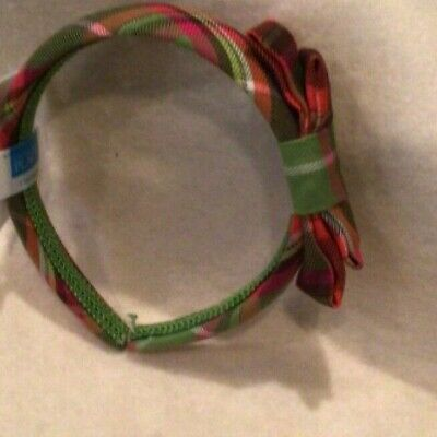 The Children's Place Plaid Headband For Girls - Multicolor - New/NWT • 4.33£