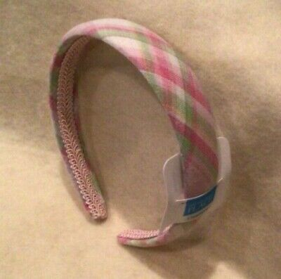 The Children's Place Plaid Headband For Girls - Multicolor - New/NWT • 3.61£
