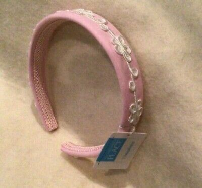 The Children's Place Headband For Girls - Pink & White - New/NWT • 3.61£