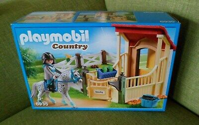 Playmobil 6935 Country Horse Stable Appaloosa  BRAND NEW  • 19.99£