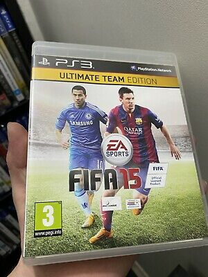 £6.42 • Buy FIFA 15 - Ultimate Team Edition - PS3 / PlayStation 3